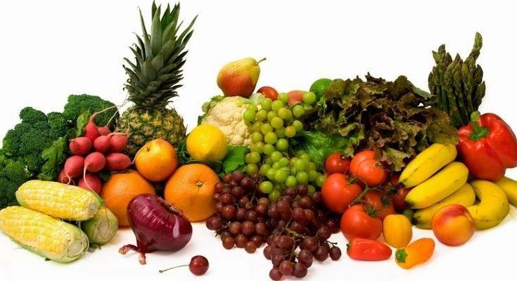 voće i povrće slika