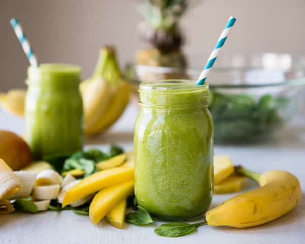 green shake picture