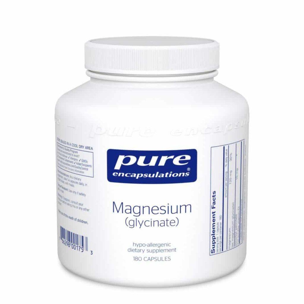 pripravak magnezijevog glicinata
