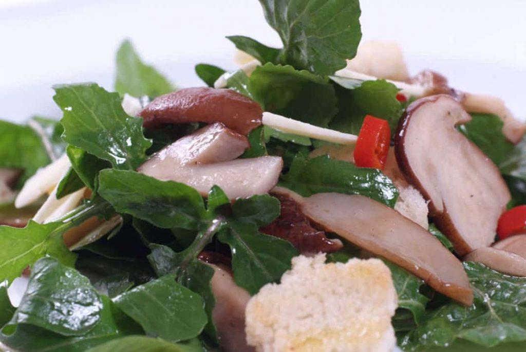 Salata od vrganja sa limunom