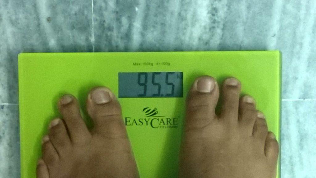 Gewichtsverlust Diät