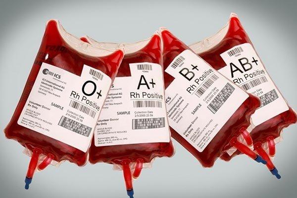 krvne grupe darivanje