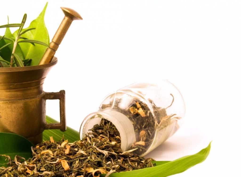 medicinal herbs for stomach problems